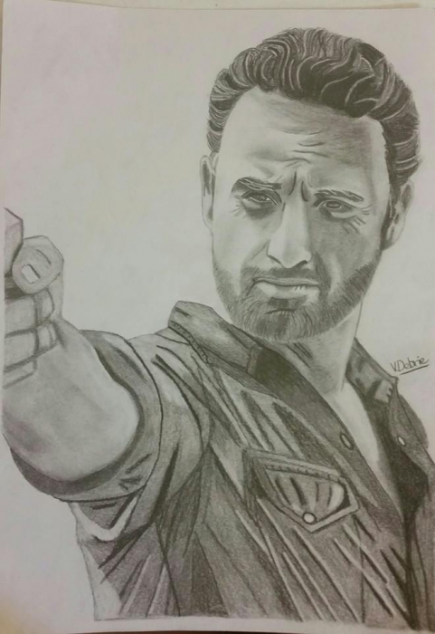 Andrew Lincoln by viktoria78